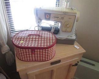 Cute Sewing Basket!
