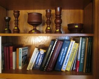 Books and Candlesticks