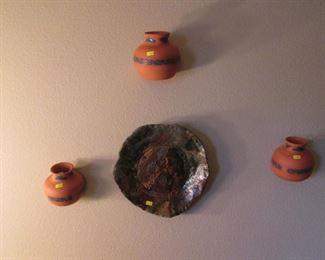 Wall-Mount Pottery & Ceramics