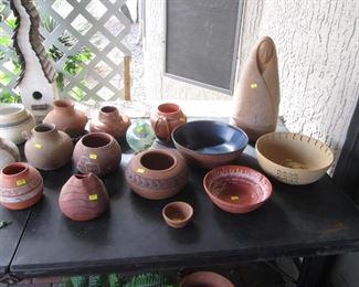 Pottery Galore!