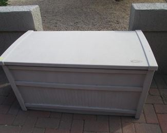 Outside Storage Chest