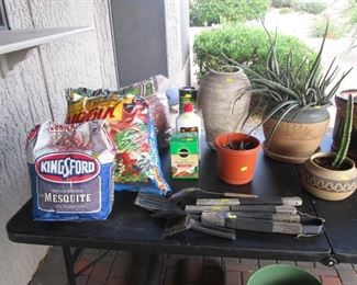 Bar-B-Q Supplies & Tools, Garden Supplies