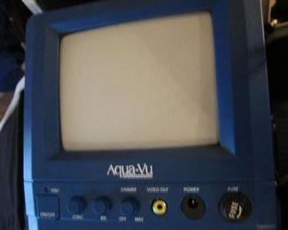 Aqua-Vu #AV500 Underwater Camera