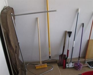 Yard & Household Cleaning Equipment