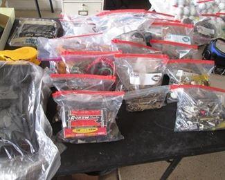 Bagged Hardware & Garage Supplies