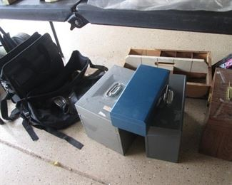 Tool Boxes, Metal Boxes, Carry Cases