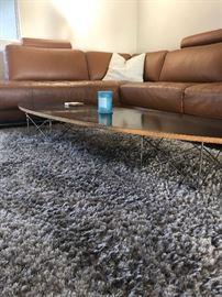 Eames Elliptical Table - Sofa is no longer available
