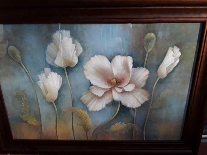 Artwork of Flowers