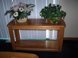 Oak Sofa Table