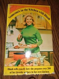 Dinah Shore Cookbook