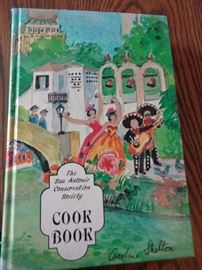 San Antonio Cookbook