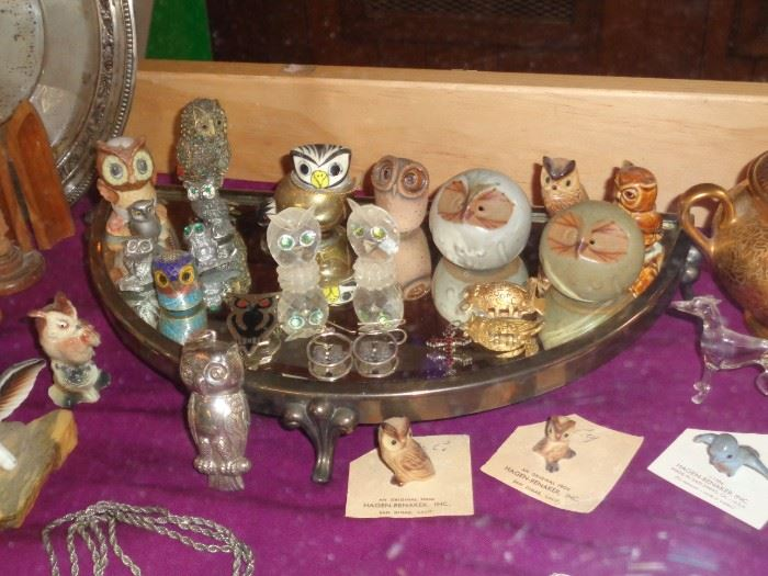 Tiny Owl Collection