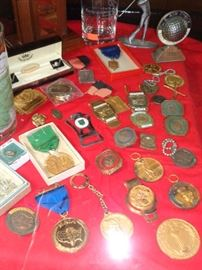Misc. Golf Medals