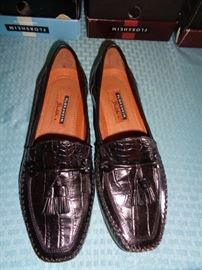 New Florisham Mens Shoes size 9 1/2 to 10