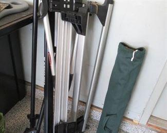 Vehicle luggage racks,