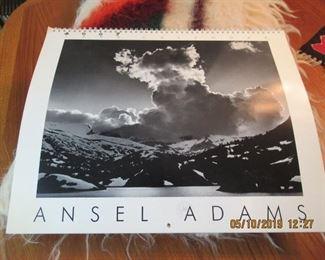 ANSEL ADAMS CALENDARS