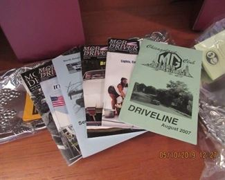 MG BOOKLETS