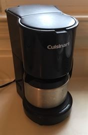 Cuisinart Coffee Pot. Very nice and like new.