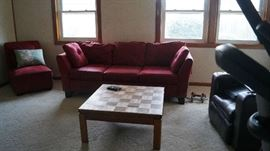 couch, recliner, chair