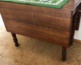 Versatile Drop-Leaf Table