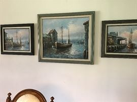 Nice oil pictures