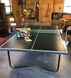 Ping pong table sold!
