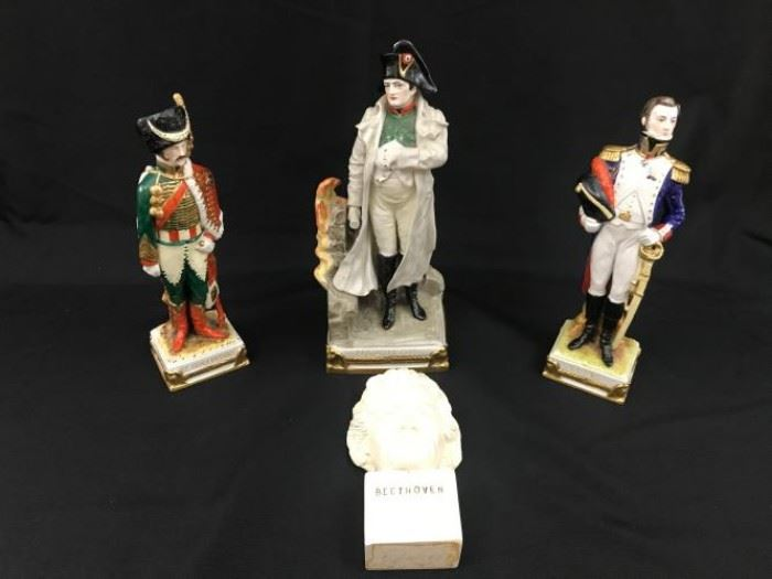 Figurines of historical characters https://ctbids.com/#!/description/share/138655