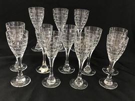 Christian Dior crystal wine glass https://ctbids.com/#!/description/share/138658