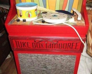 Vintage Emenee Juke Box Jamboree