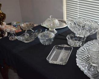 Vintage and Antique Glassware