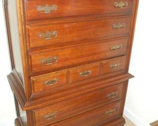 Thomasville 6 drawer dresser