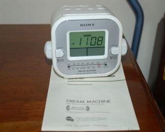 """Sony """"Dream Machine"""""""