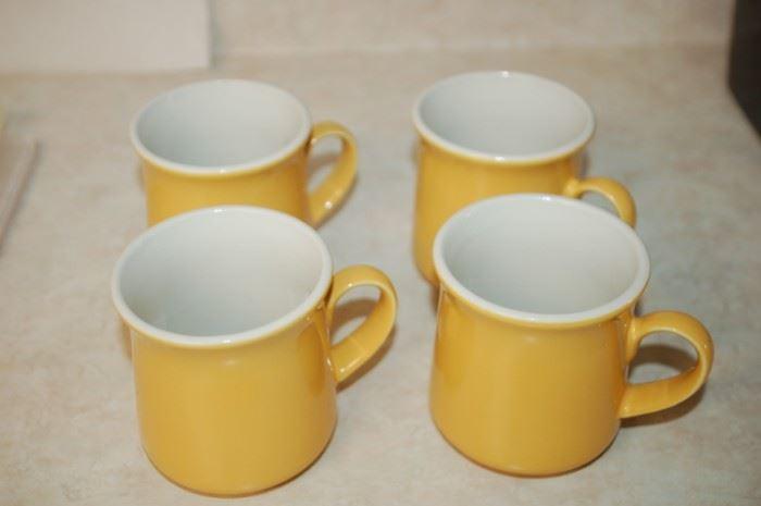 Hall 2444 coffee mugs