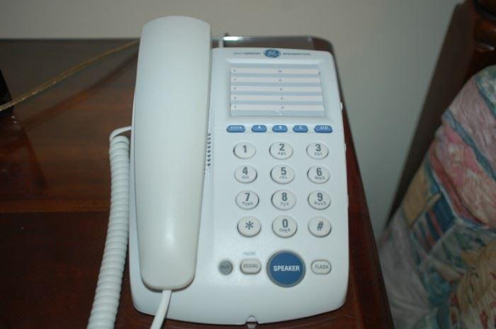 GE speaker phone