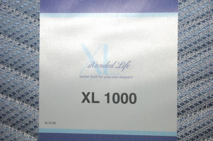 Park Place XL 1000 full bed