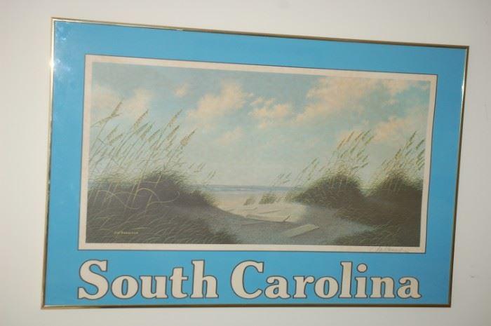 South Carolina, signed Jim Harrison