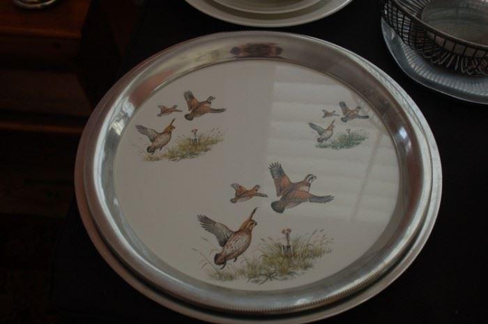 Wildlife platter