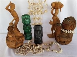 Vintage Tiki Bar Polynesian Decor https://ctbids.com/#!/description/share/136909
