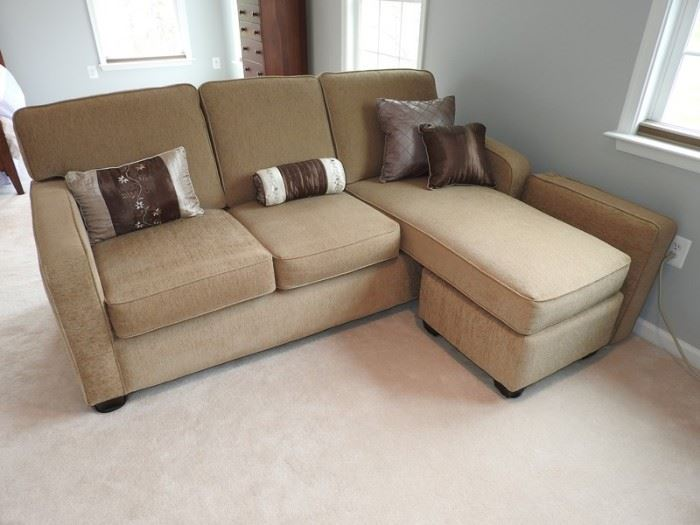 England Furniture Sofa With Chaise