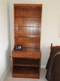 Ethan Allan Nutmeg Color Bookcase