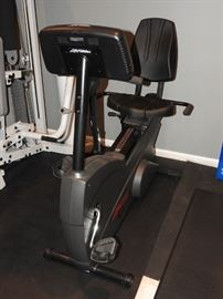 Lifecycle R7i Recumbent Exercise Bike