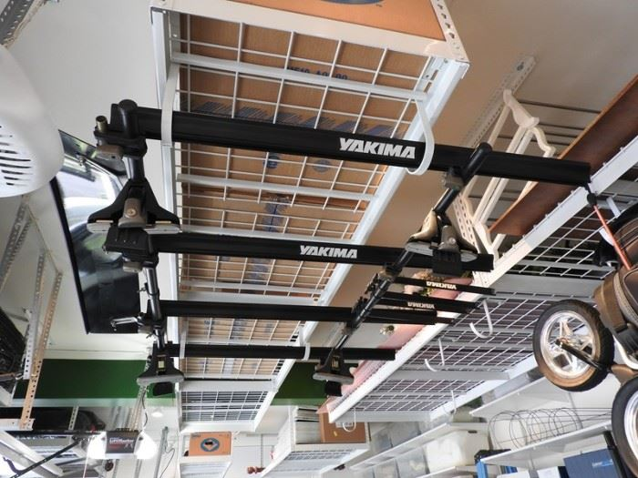 Yakima Roof 4 Bike Rack
