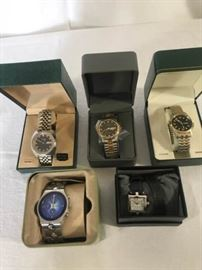 Five watches https://ctbids.com/#!/description/share/137303