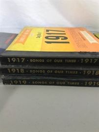 OLD records. Collections from 1917-1922. https://ctbids.com/#!/description/share/137313