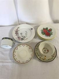 Various pieces of china from Limoges. https://ctbids.com/#!/description/share/137322