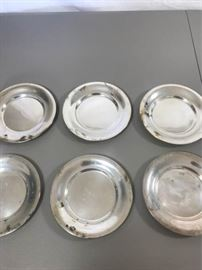 sterling silver bread and butter plates 18 oz. https://ctbids.com/#!/description/share/137336
