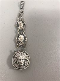 American indian motif silver watch chain https://ctbids.com/#!/description/share/137338