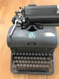 Royal Touch Control manual type writer https://ctbids.com/#!/description/share/137326