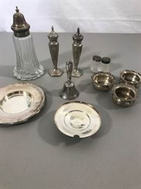 13 assorted pieces of silver. https://ctbids.com/#!/description/share/137346