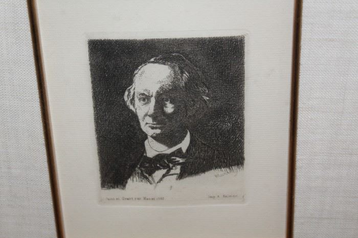 charlse Baudelaire